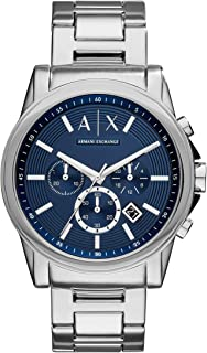 A|x Men's Stainless Steel Watch AX2509