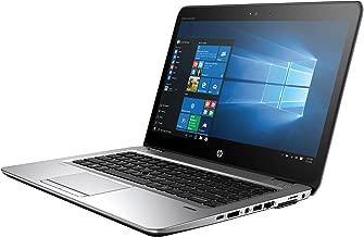 "HP Elitebook 840 G3 Notebook - V1H23UT#ABA (14"" FHD Display, i5-6300U 2.4GHz, 8GB RAM, HD Webcam, Windows 7/10 Pro 64) (Certified Refurbished)"