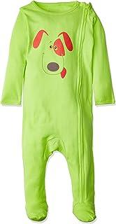 Macacão Pijama bebê Verde G, TipTop, Verde, G