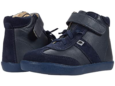 Old Soles The Cape (Toddler/Little Kid) (Navy/Navy Suede) Boy