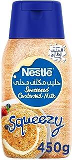 Nestle Sweetned Condensed Milk Squeezy Bottle 450g