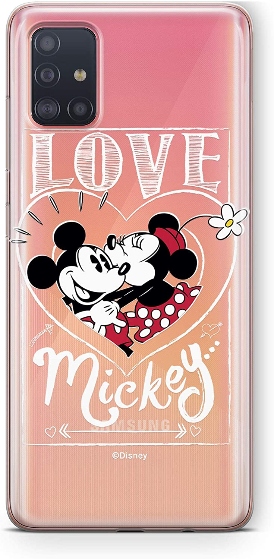 Original Bargain Disney Mobile Max 51% OFF Phone Case Mickey A5 Samsung 002 Minnie