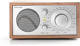 Tivoli Audio M1SLC Model One AM/FM Table Radio (Cherry/Silver)(OOS)