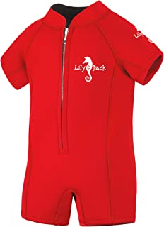 Lily&Jack Toddler & Baby Wetsuit for Boys & Girls 6 Mos. to 2 Yrs. – Neoprene