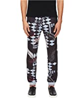 Versace Jeans - Exploded Graphic Sweatpants
