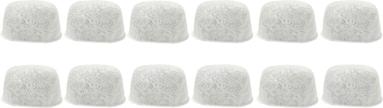 Pack of 12 Generic Charcoal Water Coffee Filters Replaces Breville BWF100 Filters