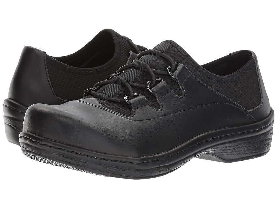 Klogs Footwear Tralee (Black Smooth) Women