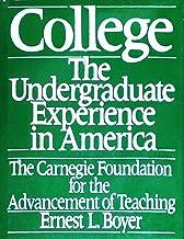 College: The Undergraduate Experience in America