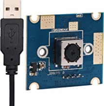 5MP Mini USB Webcam Full HD 1944P USB Camera with 60 Degree Autofocus Lens USB Camera Module with CMOS OV5640 Sensor USB W...