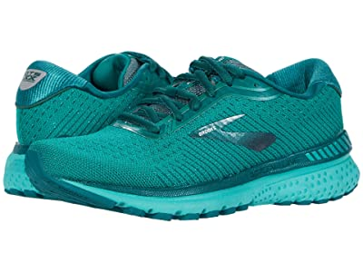 Brooks Adrenaline GTS 20 (Emerald/Emerald) Women