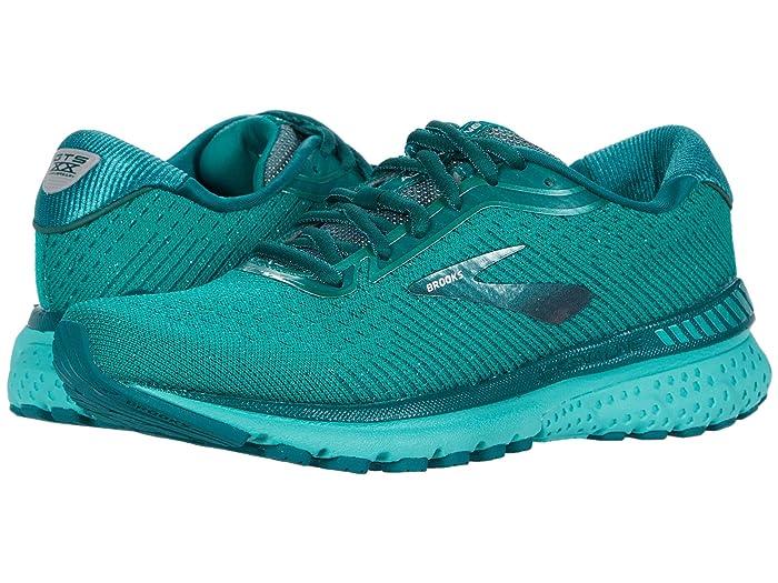 Brooks  Adrenaline GTS 20 (Emerald/Emerald) Womens Running Shoes