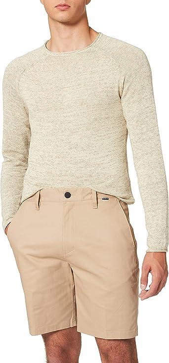 TALLA 28. Hurley M Icon Stretch Chino 19' - Pantalones Cortos Hombre