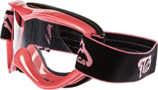 Vega Off-Road Goggles (Pink, Size Youth)