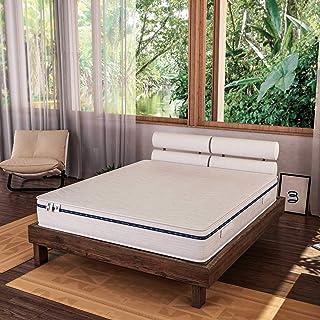 Baldiflex Colchón Espuma viscoelástica 120x190 Amazonia Top Altura 23cm, 4 cm de Memory