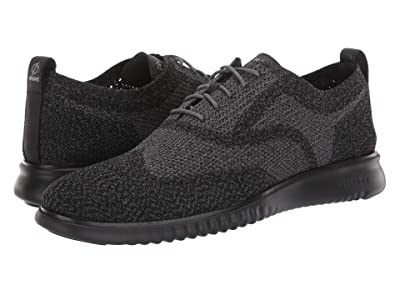Cole Haan 2.Zerogrand Stitchlite Oxford (Black/Magnet/Black) Men