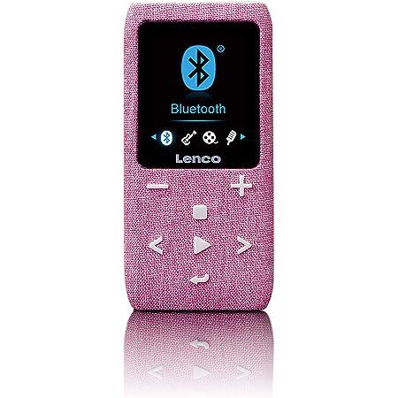 Lenco Xemio 861 Bluetooth Mp3 Player 8gb Micro Sd Elektronik