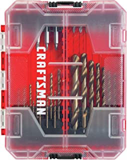 CRAFTSMAN Drill Bit Set, 85 Pieces (CMAF1285)