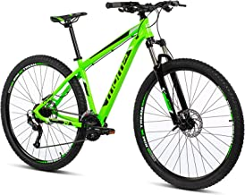 Moma Bikes Mtb29 Peak L Bicicleta de Montaña, Frenos de