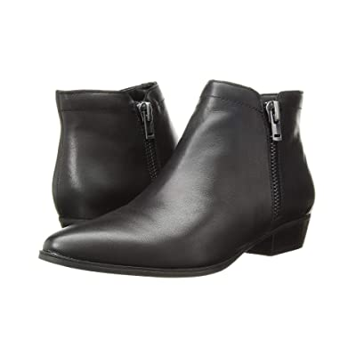 Naturalizer Blair (Black Leather) Women