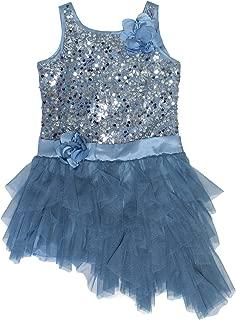 Layered Tull Sequin Dress for Girls