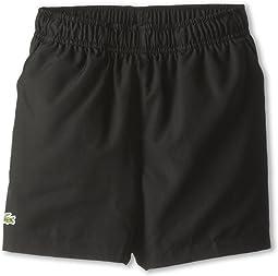 Taffeta Tennis Short (Little Kids/Big Kids)
