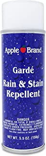 Apple Brand Garde Rain & Stain Water Repellent - Protector Spray For Handbags, Purses, Shoes, Boots, Accessories, Furnitur...