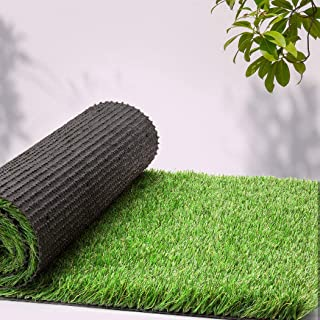 Marlow Artificial Grass Flooring Mat Synthetic Turf Outdoor Garden Plastic Plant 4-Coloured 2x10m(35mm Height)