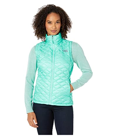 The North Face ThermoBalltm Vest (Mint Blue) Women
