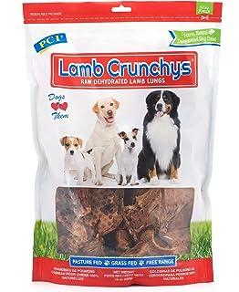 100 Natural Made Lamb Crunchys