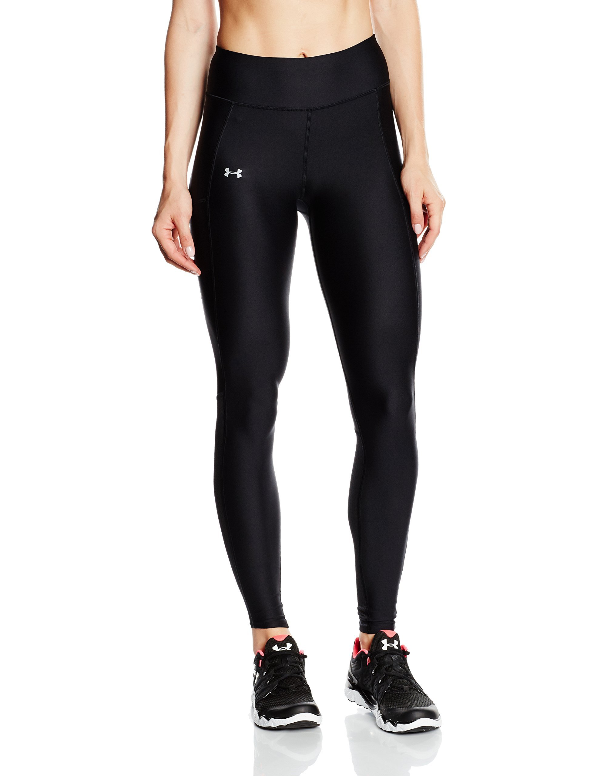 Under Armour Damen Running Kompressionswäsche Hose Legging, Black, XS