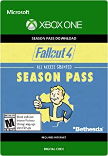 Fallout 4 - Season Pass - Xbox One Digital Code