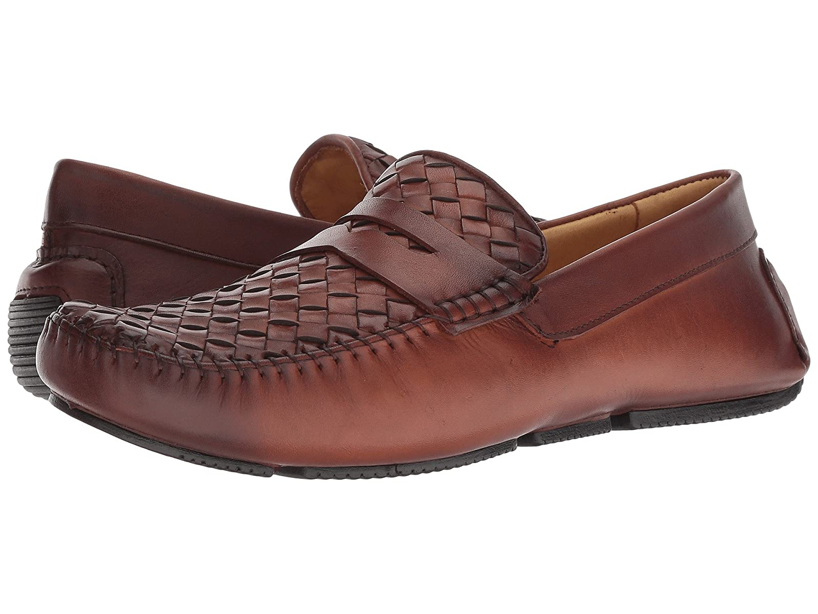 Massimo Matteo Woven Penny DriverAtmospheric grades have affordable shoes