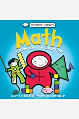 Basher Basics: Math: A Book You Can Count On Kindle Edition