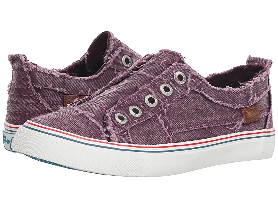 Blowfish Play (Deep Plum Hipster Smoked Twill) Women
