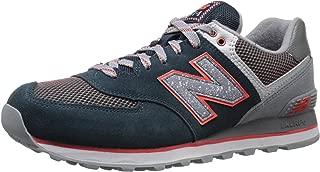 New Balance Men's ML574 Outside In Pack Classic Sneaker