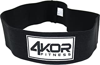 4KOR Fitness Hip Band Resistance Loop Circle Perfect for...