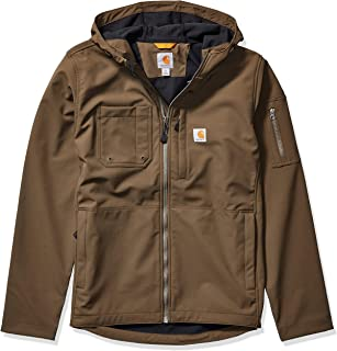 Men's Hooded Rough Cut Jacket (Regular and Big & Tall Sizes)