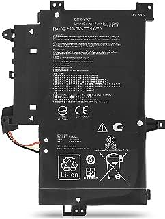 BatteryMon B31N1345 Battery for Asus Transformer Book Flip TP500L TP500LA TP500LN TP500LN4510 Series Laptop (11.1V 48Wh)