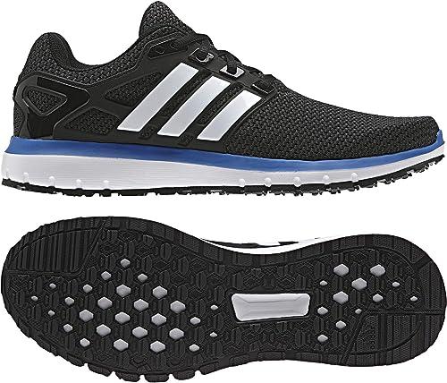 Adidas Energy Cloud WTC m Chaussures de Sport pour Homme, Noir (Negbas Ftwbla Bleu)