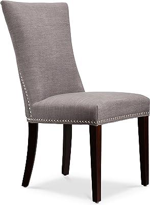 Artemano Gaby Chair, Grey Fabric