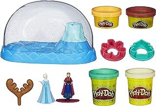 Play-Doh Sparkle Snow Dome Set Featuring Disney's Frozen