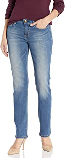 Signature by Levi Strauss & Co. Gold Label Women's Modern Straight Jeans, Rhapsody, 4 Medium