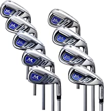 MAZEL Single Length Golf Club Irons Set for Men & Women,Right/Left Hand