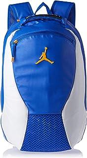 Nike Jordan Retro 12 Large Backpack Hyper Royal School...