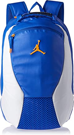d4cbd8959 Nike JAN Retro 12 Pack Backpack for (Blue (Hyper Royal) NK9A1773-U5H
