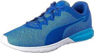 PUMA Men's Driver, True Blue-Blue Danube, Running Shoes