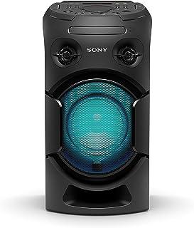 Sony MHC-V21D   High Power Audio System with Bluetooth   Hi-Fi   One Box Music System V21D - Black