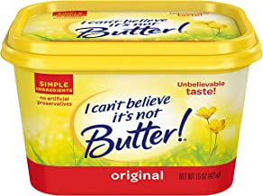 I Can't Believe It's Not Butter!, Buttery Spread, Original, 15 oz