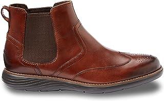 أحذية تشيلسي سهلة الارتداء من روكبورت Garett ، أسمر ضارب للصفرة