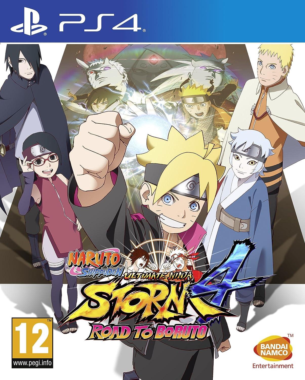 Naruto Shippuden Ultimate Ninja Storm Road Boruto 4: PS4 Max 52% Selling OFF to